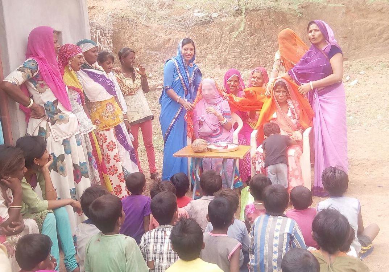 Renu Joshi, ASHA worker, Barmer, Rajasthan